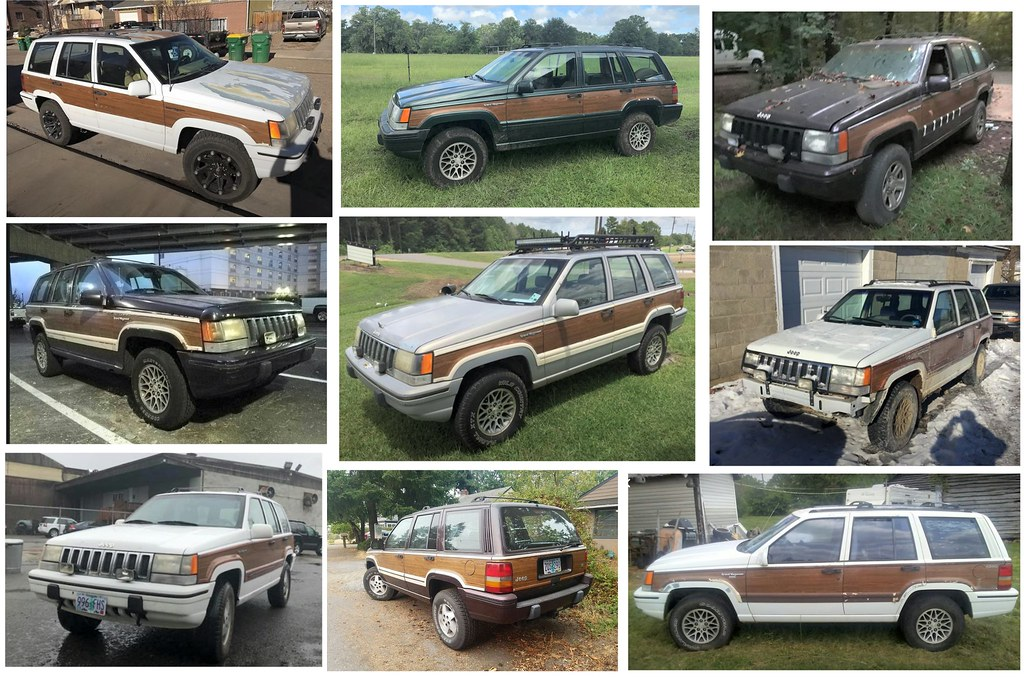 1993 Jeep Grand Wagoneer For Sale Craigslist | Here's a ...