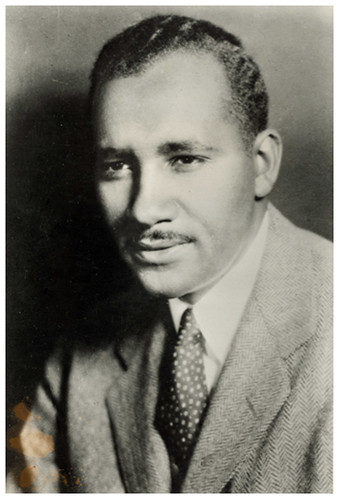 Clarence Mitchell, NAACP rights advocate in Washington: 1957 | by Washington Area Spark