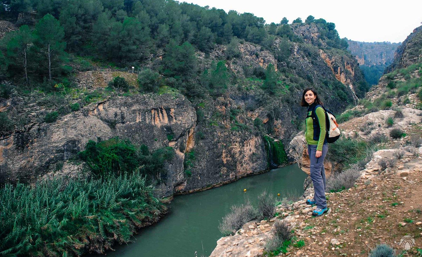 El río remansado
