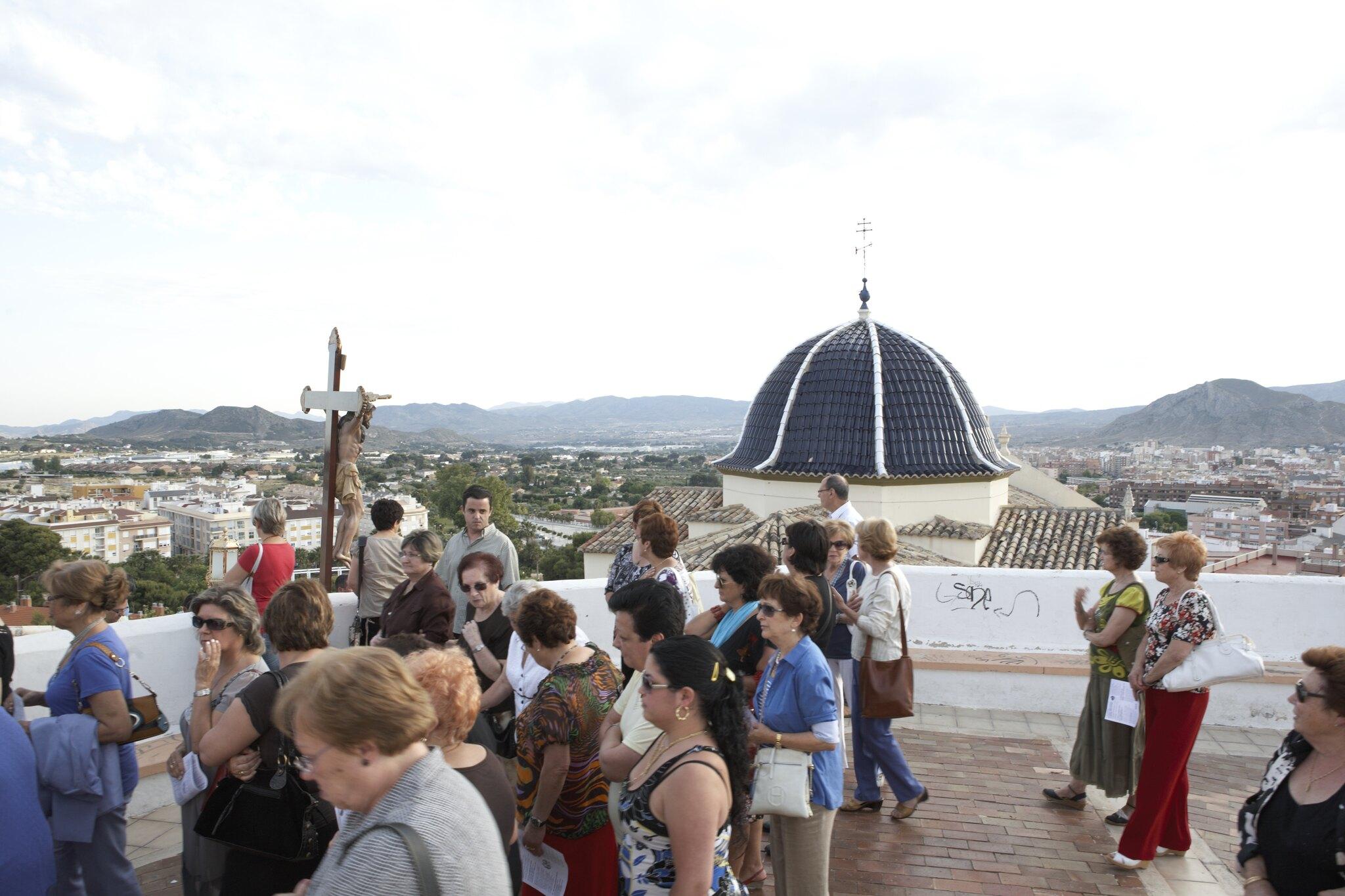 (2010-06-25) Vía Crucis de bajada - Heliodoro Corbí Sirvent (9)