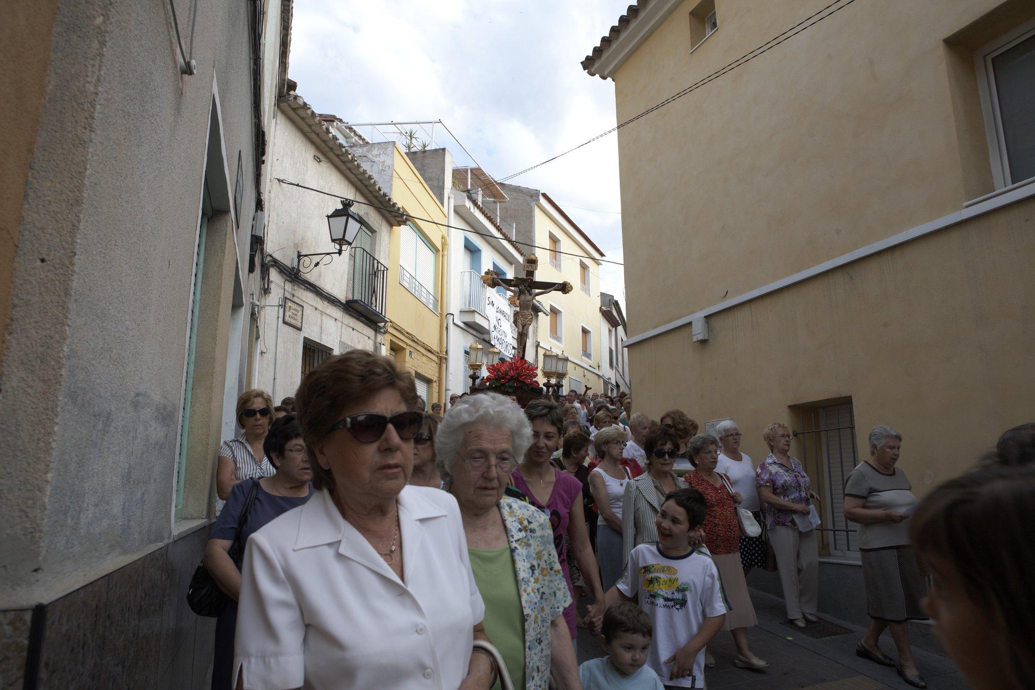 (2010-06-25) Vía Crucis de bajada - Heliodoro Corbí Sirvent (17)