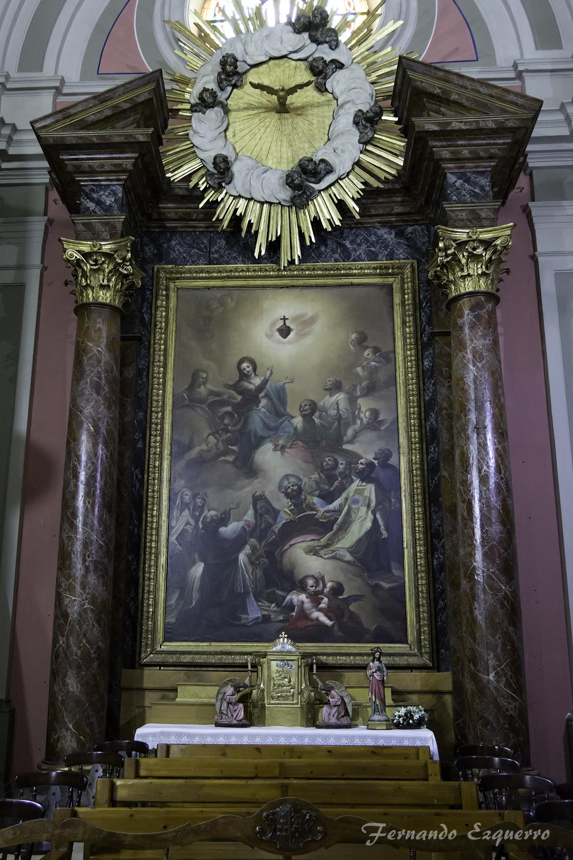 Iglesia Ntrª Srª de los Ángeles