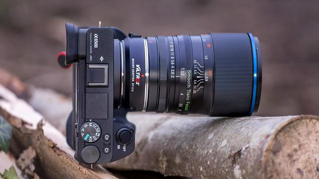 LAOWA 105mm ƒ/2 (T/3.2) B-Dreamer STF & Viltrox EF-E II ƒ Booster on SONY ⍺6500