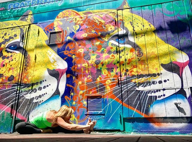 Street Art Postures
