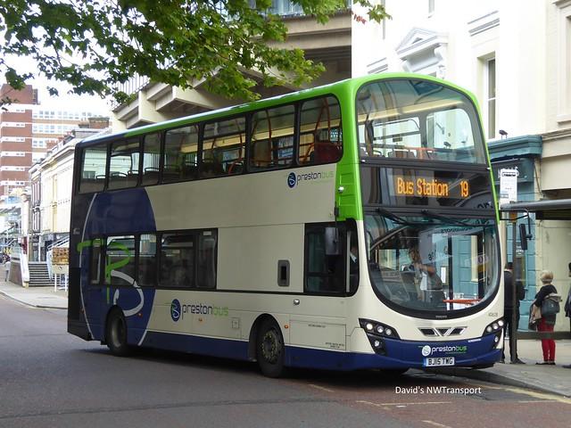 Preston Bus (Rotala), 40628 [BJ15TWG] - Preston (22/07/17)