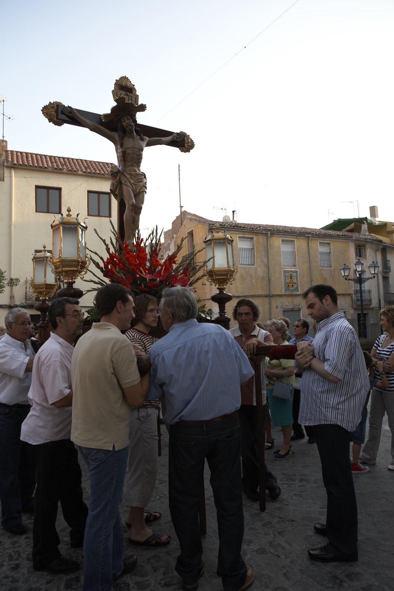 (2008-06-27) Vía Crucis de bajada - Heliodoro Corbí Sirvent (86)