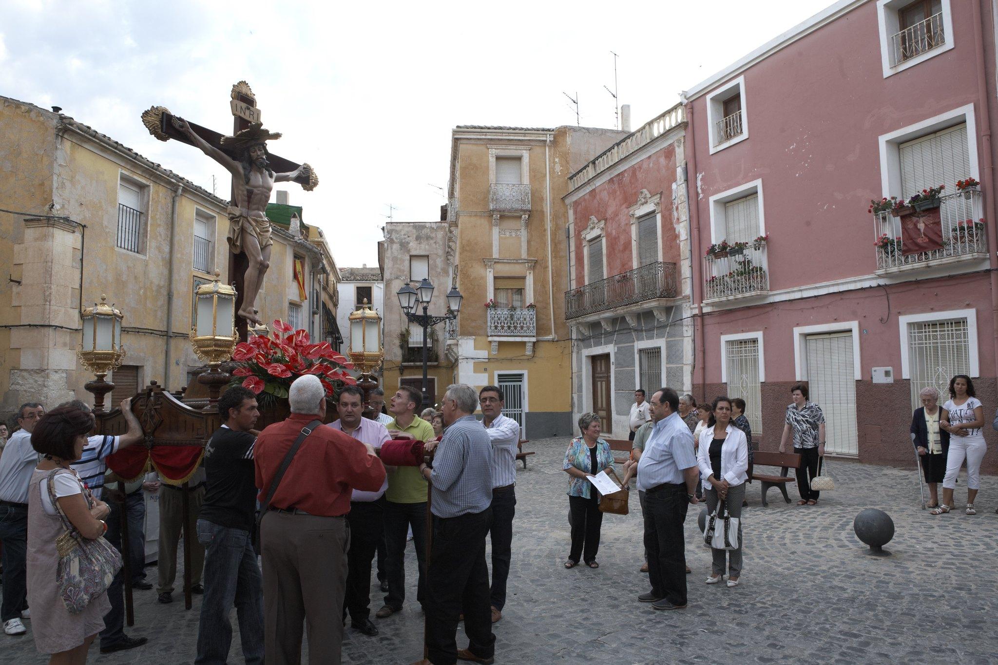 (2010-06-25) Vía Crucis de bajada - Heliodoro Corbí Sirvent (48)