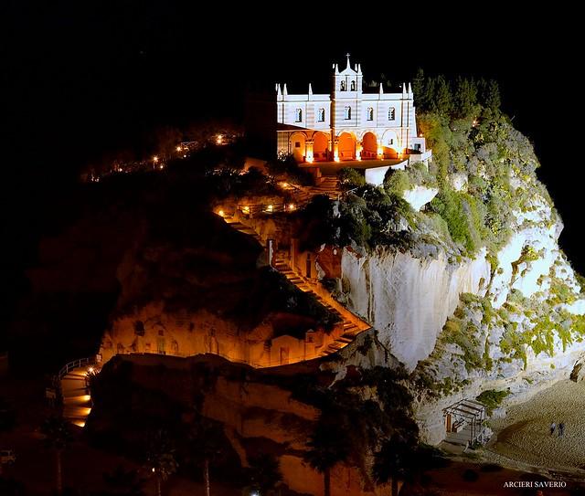 Santa Maria dell' Isola Tropea Vv Italy