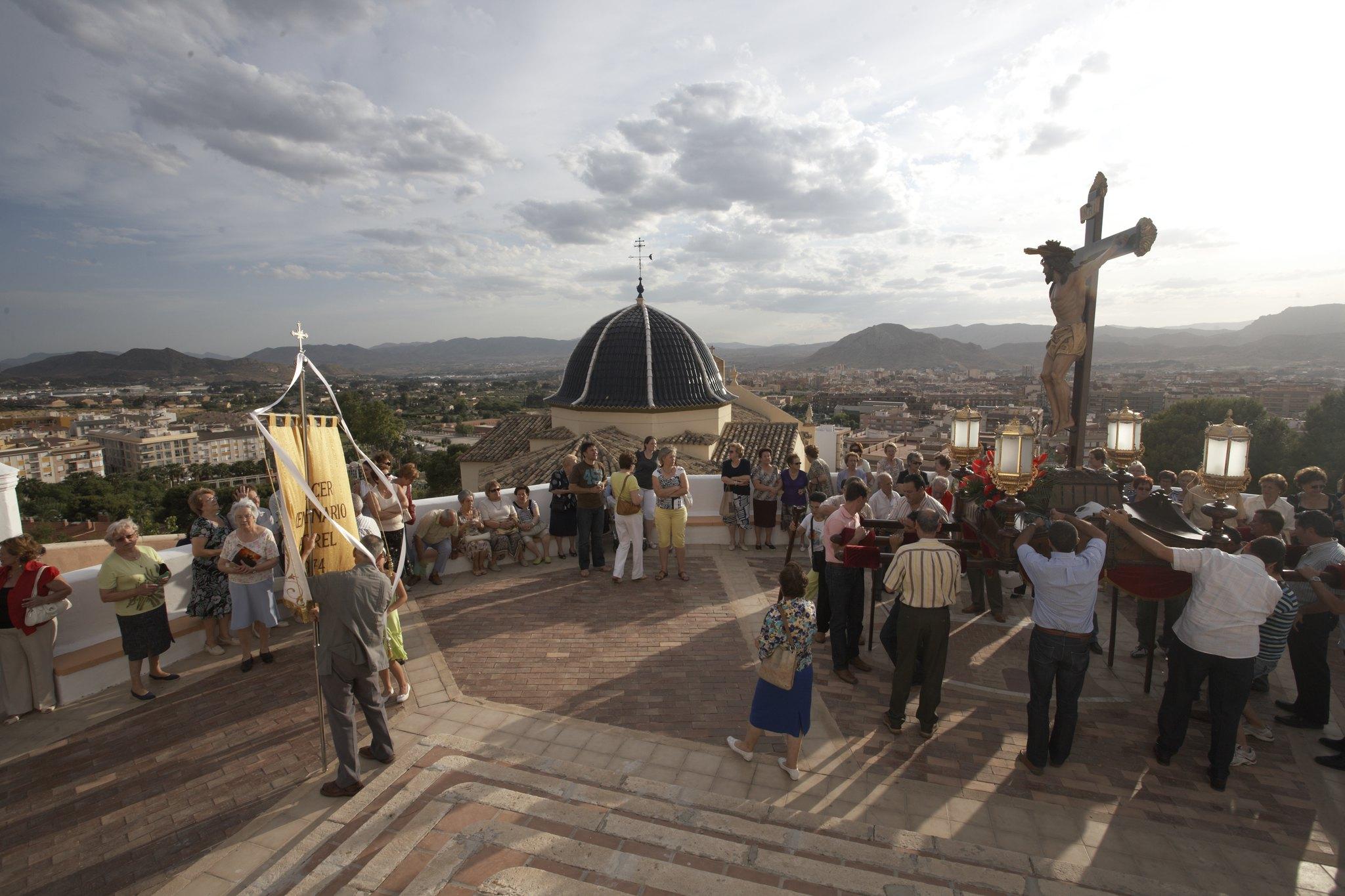(2009-06-26) Vía Crucis de bajada - Heliodoro Corbí Sirvent (47)
