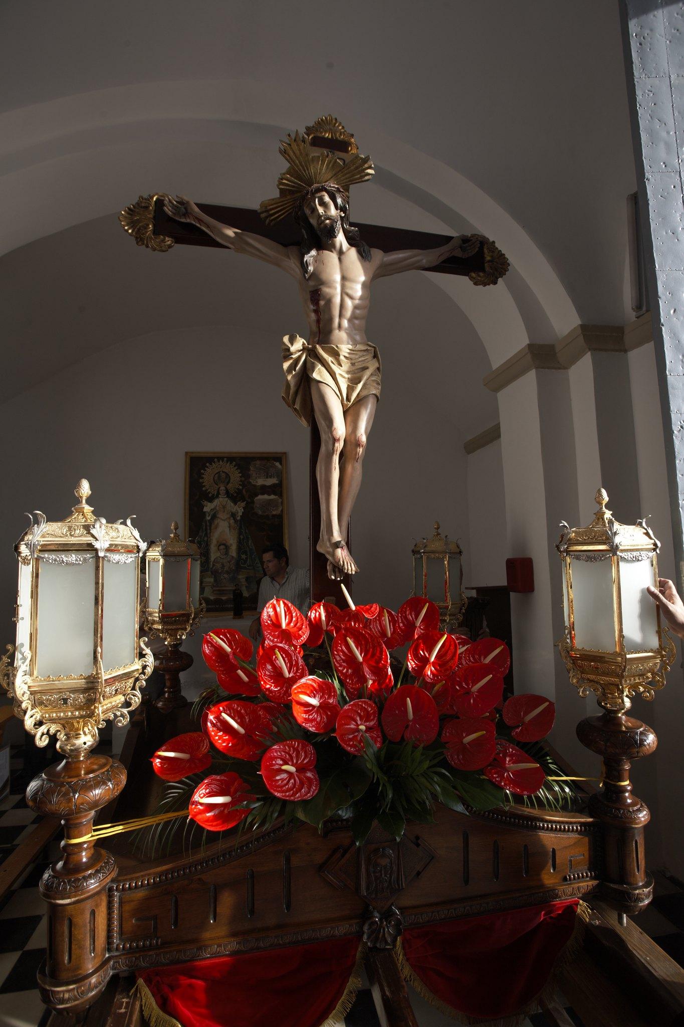 (2009-06-26) Vía Crucis de bajada - Heliodoro Corbí Sirvent (10)