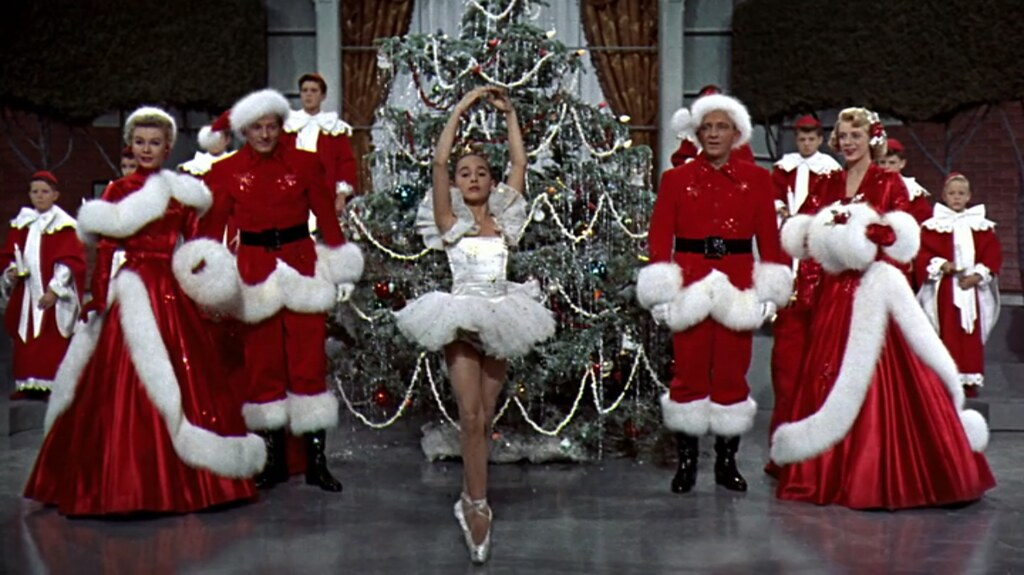 White Christmas 1954.Grand Finale White Christmas 1954 White Christmas S