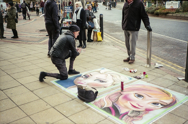 FILM - Pavement artist