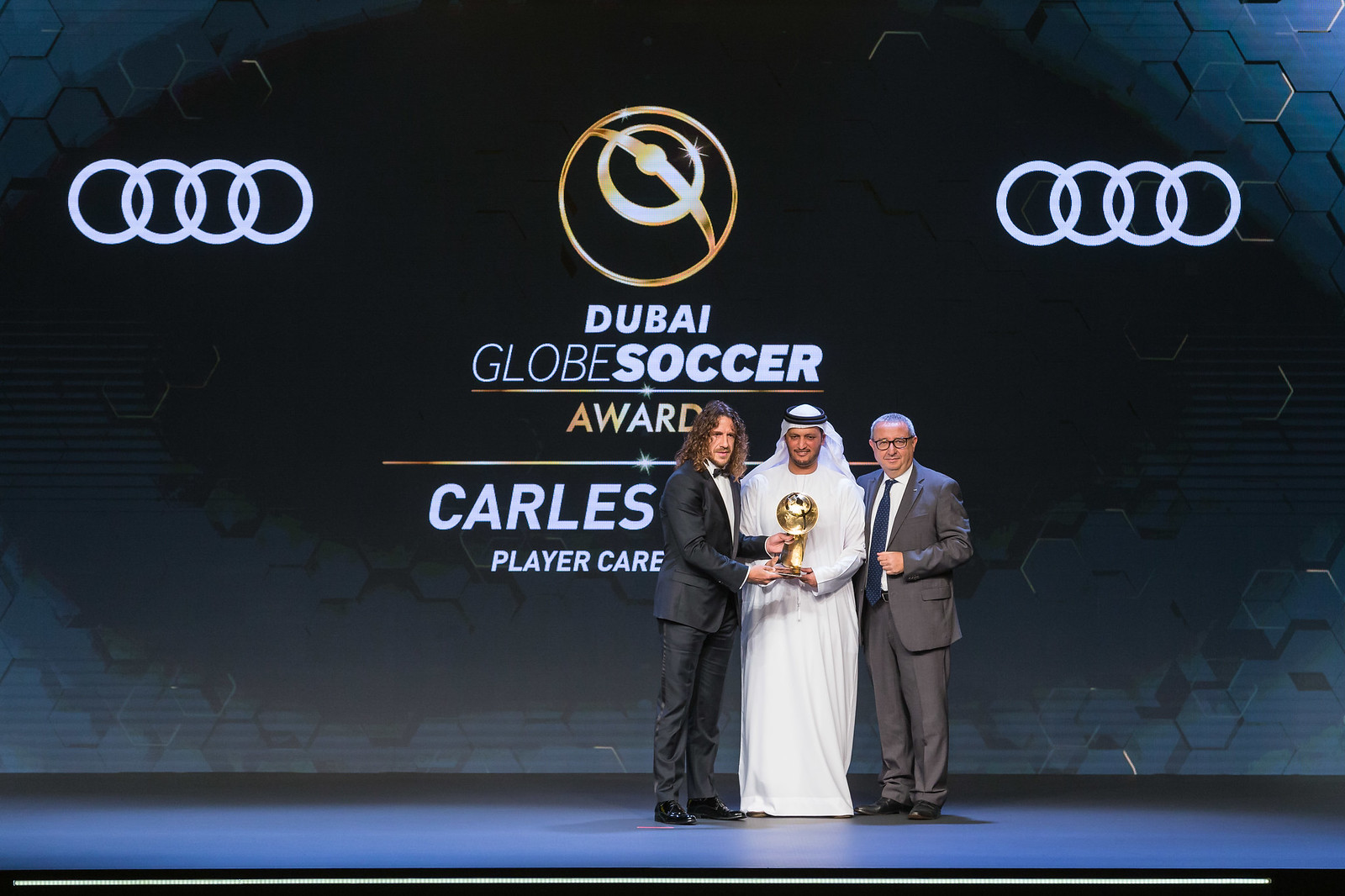 Globe Soccer Awards 0197