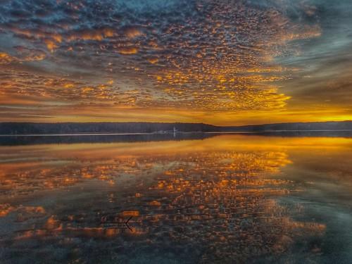 sunrise reflection merrychristmas