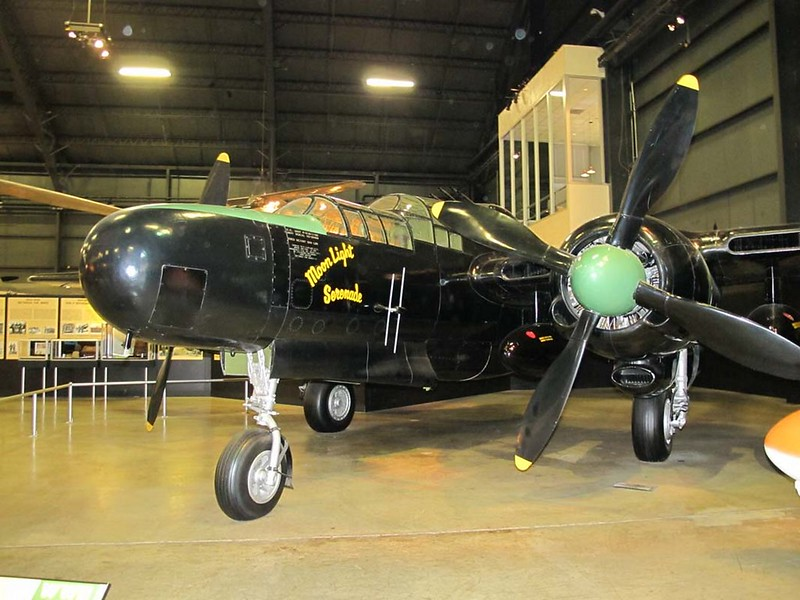 Northrop P-61C Black Widow 1