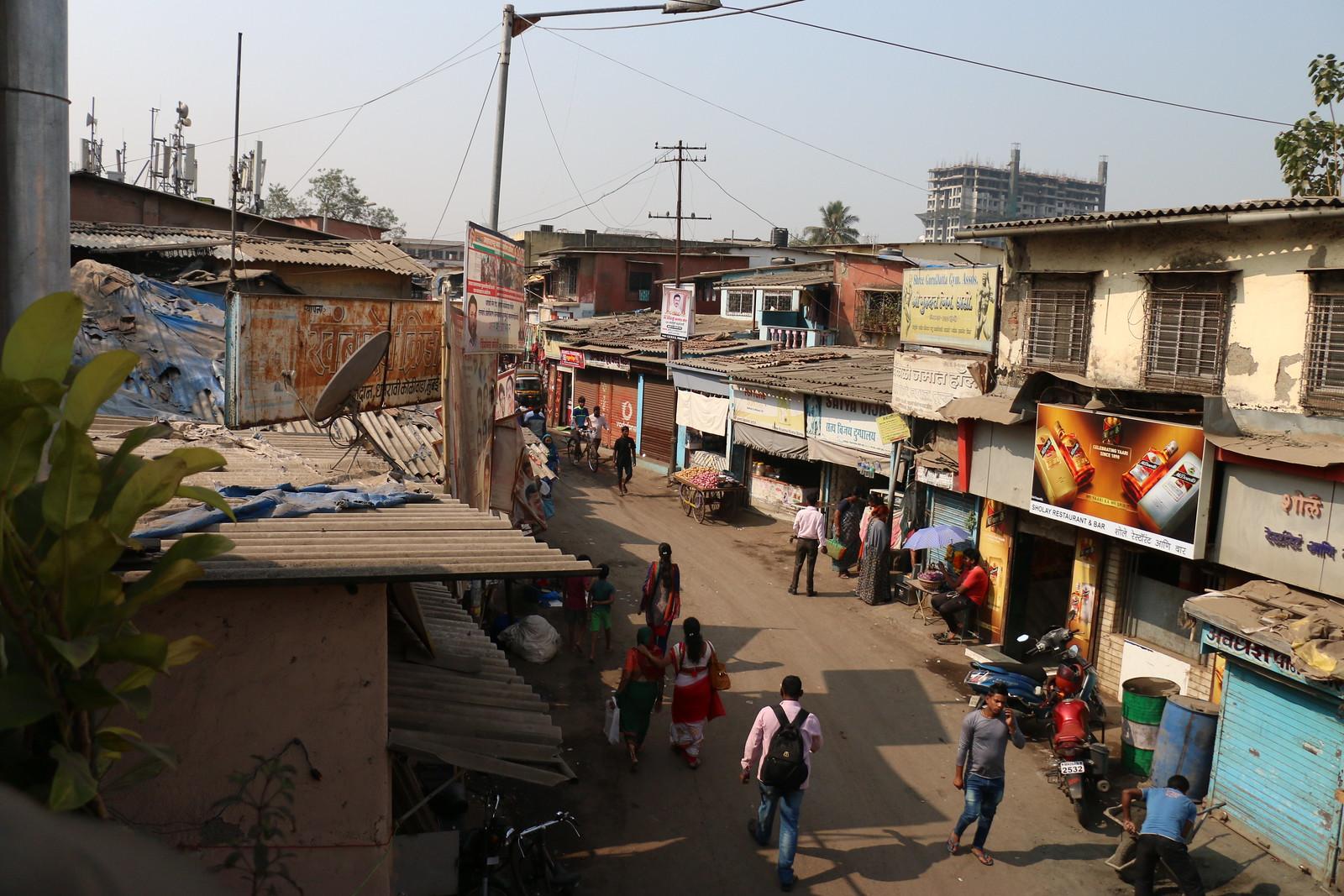 Dharavi Koliwada Main Road