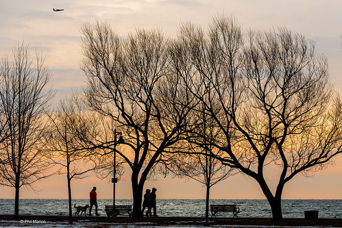 Woodbine Beach boardwalk morning - Toronto | by Phil Marion (173 million views - THANKS)