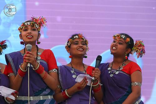 Chhatisgarhi devotional song by Rajkumar and Saathi from Durg, Chhattisgarh