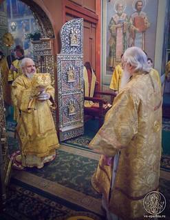 Божественная литургия 360