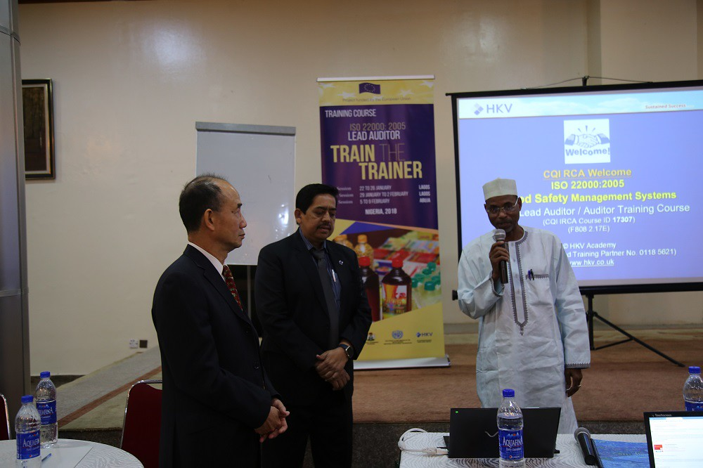 Food Safety Management Systems Training, Abuja | ToT/Lead Au… | Flickr