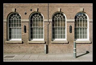FILM - Four arched windows   by fishyfish_arcade