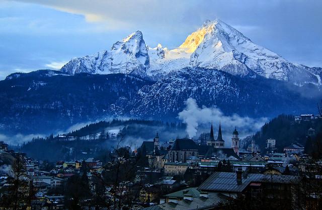 Good Morning Berchtesgaden!!