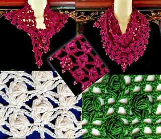 Rosepuffs and Other Variations | by vashtirama