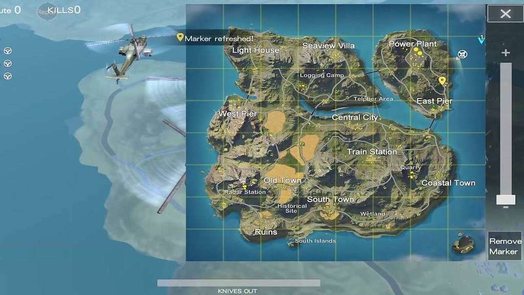 pubg map, pubg tips and tricks