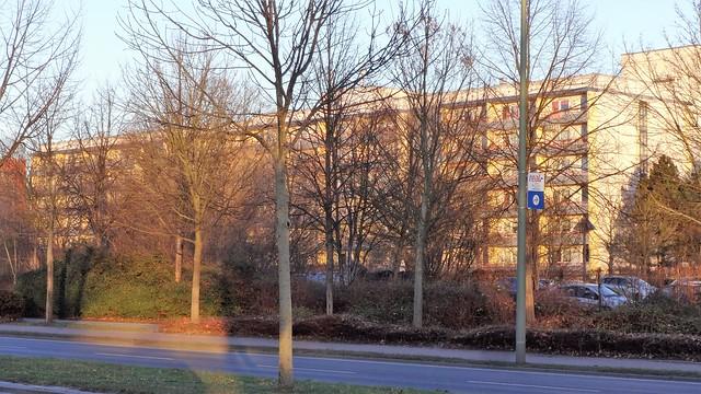 1982 Berlin-O. Apartmentwohnhaus Typ Gera 6Et./2x84WE im Wohngebiet Albert Norden Blumberger Damm 8-10 in 12683 Biesdorf-Nord