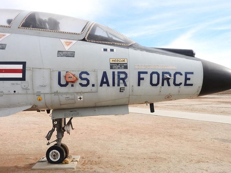 McDonnell F-101B Voodoo 1