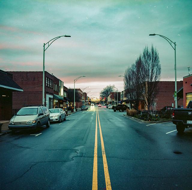 Hasselblad 50mm f/4 w/ Kodak Portra 160