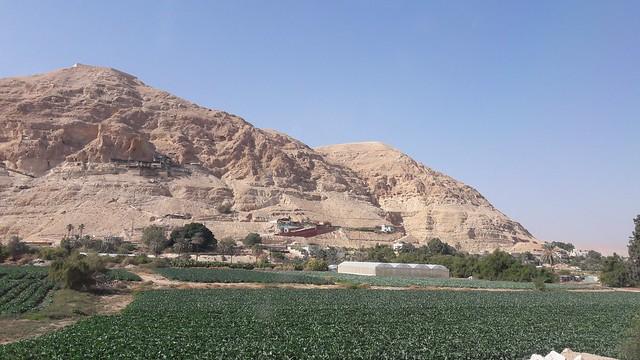 Jericho and The Hisham Palace