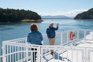 Passenger Ferry service between Victoria and Vancouver, BC | by BCVacation