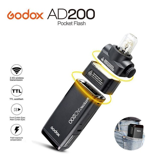GODOX Witstro AD-200