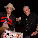 Mon, 05/03/2018 - 12:02pm - Ben Harper and Charlie Musselwhite Live in Studio A, 3.5.18 Photographer: Kristen Riffert