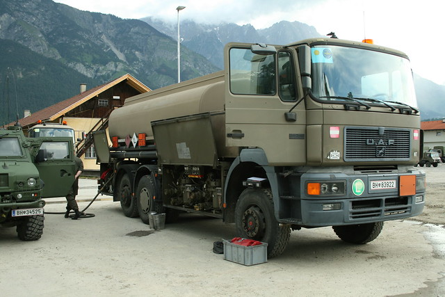 ÖAF Tankfahrzeug 26.342 / Bundesheer (Austria)