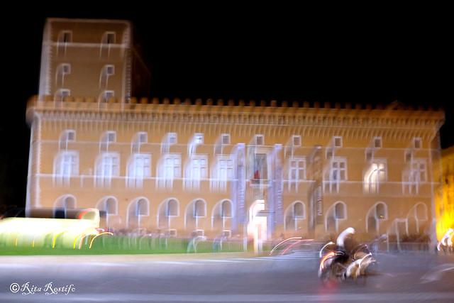 Rrrun. Roma. Piazza Venezia