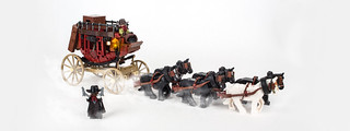 The Hateful Eight – The Stagecoach | by roΙΙi