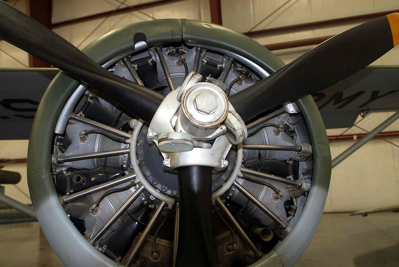 Curtiss O-52A-1-CW Owl 6