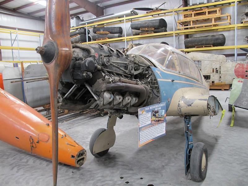 Messerschmitt Me-108 Taifun 1