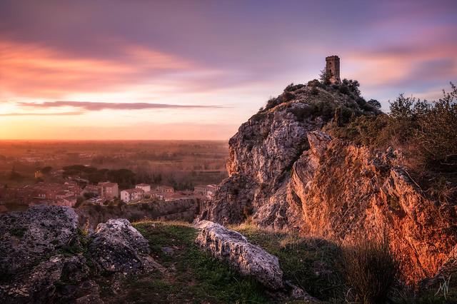 Tower of Caprona