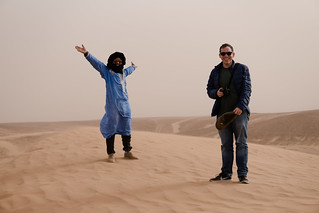 Tony and our guide Habib | by jaclynchen