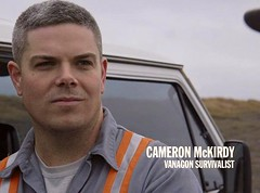 "Cameron McKirdy as seen on TV - VICELAND's Abandoned episode 5 ""Nuclear Waste"""
