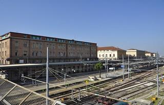 Stazione Centrale da Ponte Matteotti | by alberto.cisotto