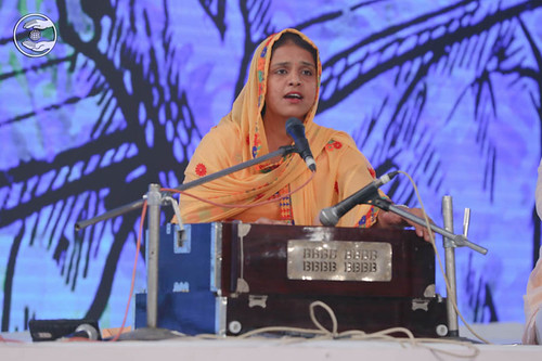 Marathi devotional song by Promila Patil from Chembur