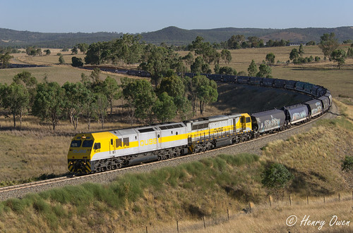 rl310 1105 rlclass 1100class emd diesel nrec nationalrailequipmentcompany at36c e3000e3b qubelogistics freighttrain graintrain 3462 frampton