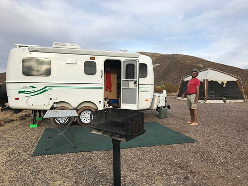 Gila Box Riverview -Pierre at the campsite | by Pierre Yeremian
