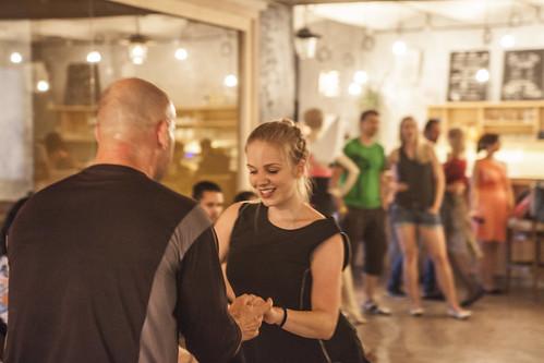 Salsa tančírna