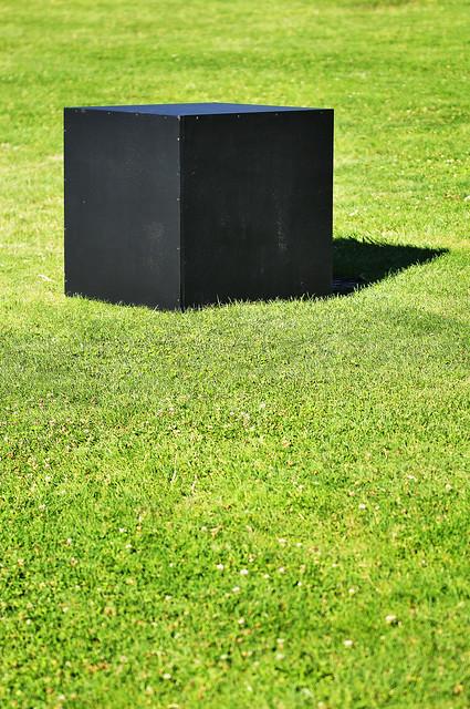 Rochefort cube noir - atana studio