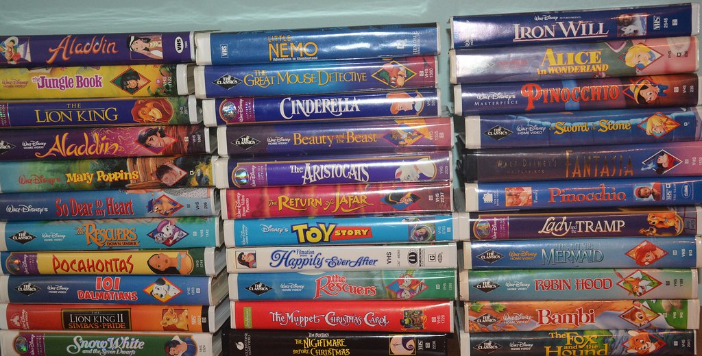Disney Vhs Is Beauty And The Beast Worth 20 Or 44 000